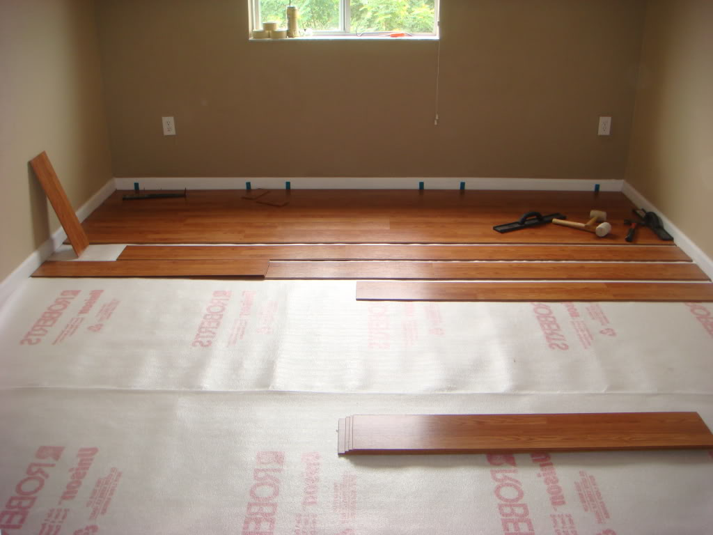 Laminate Flooring Installation in Phoenix Arizonadsc05469