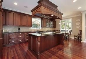 Hardwood Flooring Buff and Recoat