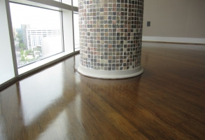 Bamboo Wood Floor Sanding Staining And Refinishing