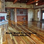 Reclaimed Hardwood Flooring Installation Sanding & Refinishing